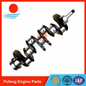 China forklift crankshaft made in China, nitriding Mitsubishi S4E crankshaft for sale 34420-02002 34420-01002 on sale
