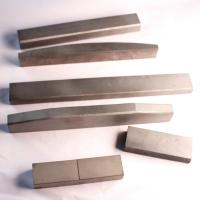 Titanium Tungsten Carbide Plate Long Strips Customized Hardness For Tool Parts Manufactures