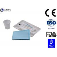SFDA FDA Disposable Dental Examination Kit 8 In 1 Strong Straw CE Approved Manufactures