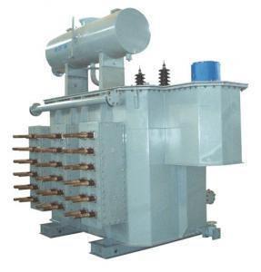 Toroidal Induction Furnace Transformer , 10kV 800kVA Shell Type Transformer Manufactures