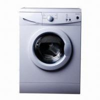 China 5.0kg Front-loading Washing Machine with LED Display on sale