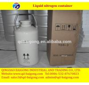 YDS-3 liquid nitrogen containers for animal semen Manufactures