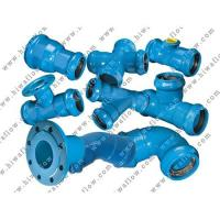 PVC Ductile Iron Pipe Fittings Manufactures