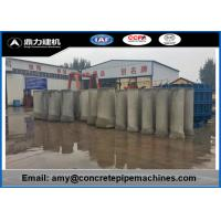 Energy Saving Cement Tube Forming Equipment OEM / ODM Available Manufactures