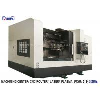 Durable CNC Milling Machine Vertical Machining Center For ProcessingPlumbing Fittings Manufactures