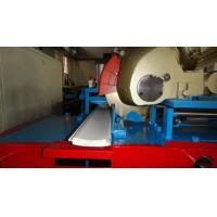China Galvanized Steel Thickness 0.3-0.6mm PU Foam Rolling Shutter Door Forming Machine on sale