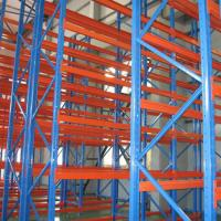 Compatible Adjustable Heavy Duty Pallet Racks For Multipurpose Warehouse Manufactures