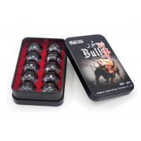Strong Bull Sexual Herbal Enhancement Pills , Male Sex Pills 1800mg Per Pill Manufactures
