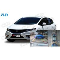 Real Time DVR Car  Parking Cameras System Video Recorder Without Blind Angle, FOUR-WAY DVR IN LOOP RECORDING Manufactures