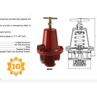 Rego 1584 Model 1st Stage Propane Pressure Regulator Optional Spring Range For LPG Gas Fired Burner Manufactures