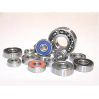 Rubber Seal Pressing Machine Deep Groove Ball Bearings High Speed with Various Color Manufactures