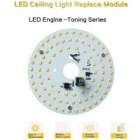 AC 230V LED module Epistar 2835 leds, driverless LED replacement PCB Board Manufactures