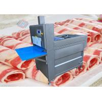 China Adjustable 2L 4L Beef Slicing Mutton slicer Meat Processing Machine on sale