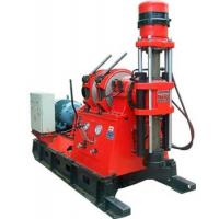 XY-4-3A Crawler Surface Drilling Rig  , Core Drilling Rigs For Engineering Survey Manufactures