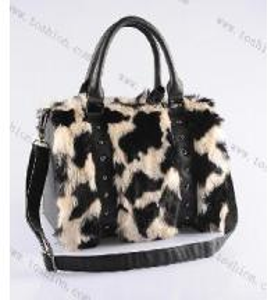 China African Style Fur Imitation Bags/Handbags (HF-3) on sale