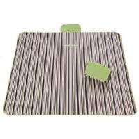 Park Padded Waterproof Picnic Blanket , Outdoor Picnic Mat Moisture Proof Manufactures