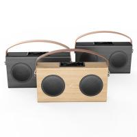 Wood Bluetooth Wireless Home Theater Speakers Powered Sub - Woofer Model Manufactures