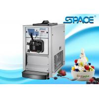 Table Top Soft Serve Ice Cream Machine Single Flavor CE ISO9001 ETL Approved Manufactures