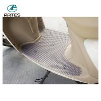 Anti Slid Electric Motorcycle Scooter Pedal Mat Waterproof Floor Mats Manufactures