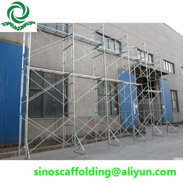Steel Scaffolding Japan : Q tube steel ringlock scaffolding for construction