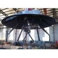 Simple structure Brick Making Planetary Mixer CE Certificate PMC1000 Type Manufactures