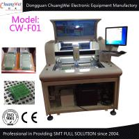 Manual Unloading PCB Routing Equipment for Stress Free Depanelization for sale