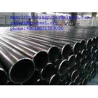 API/3PE/ERW WELDED STEEL PIPE(HIGH QUALITY AND CHEAP),ASTM A53 Gr. B Black ERW Welded Steel Pipes Schedule 40 Manufactures