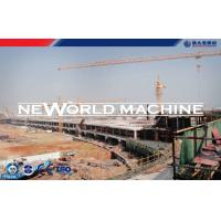 8t Mobile Tower Cranes With Fixing Angles / Self Erecting Building Construction Cranes Manufactures