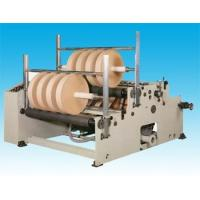 200M / min Speed automatic paper cutting machine for Kraft tape / Non woven fabric Manufactures