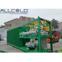 China Automatically Lettuce Vacuum Cooling Equipment , Vacuum Cooling Machine for sale