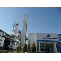 China LIN / GAN Liquid medical oxygen plant / Hardening Gas Standard Gas on sale