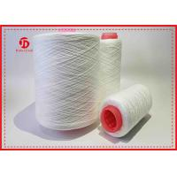 20/2 20/3 100 Percent Spun Polyester Yarn / Thread For Sewing Super Bright Fiber