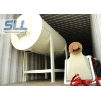 China Simple Structure Dry Powder Mixer Dry Mortar Equipment For Mortar Mixing on sale