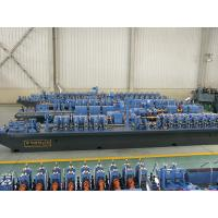 Cold Saw Tube Making Machine For Home Water Tube Experienced Technology Manufactures