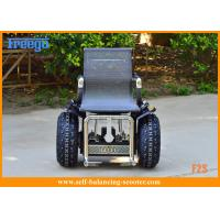 36V Electric Chariot Scooter , Battery Powered Wheelchairs For Old Person Manufactures