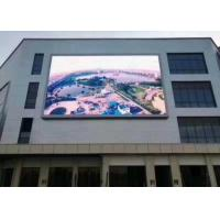 China SMD P10 Outdoor Advertising LED Display Billboard Panel High Brightness 540W/Sqm on sale