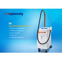 Professional Laser Beauty Machine 30W F8 1550nm 50Hz 60Hz Erbium Glass Fractional Laser Manufactures