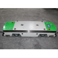 Durable Bi Directional Tunnel AGV Automated Guided Vehicle For Chemical Industry Manufactures