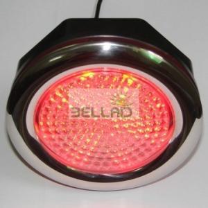 Bulletproof PC plastic 12V RGB LED SPA Light / multi color led pool light Manufactures