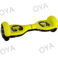 4.5 inch Yellow Two Wheels Electric Balance Board Self Balance Scooter for Kids Manufactures