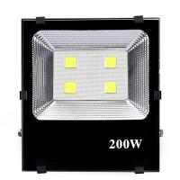 China High quality Red/Green/Blue/White/WW/CW/Pink LED Flood Light 200W with Single Color Manufactures
