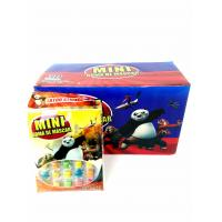 KungFu Panda Sweet and sour candy with colorful  outlook Manufactures