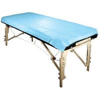 Surgical Non Woven Bed Sheets Apply on Hospital Exam Tables or Stretchers