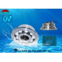 IP68 Water Fountain Lights DC 12V 15W Anti UV SS 316 + PC Cover Material Manufactures