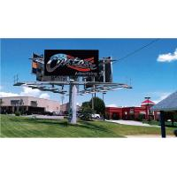 P10mm Outdoor LED Display Fixed, Full Color IP65 Waterproof Video Wall 6500 nits Billboard for Advertising Manufactures