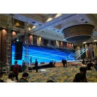 China MBI5124 Driver IC Indoor Led Display Screen P4.81 Commercial Advertising For Rental on sale