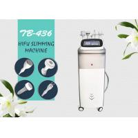 China Focus Hifu Fat Reduction Equipment , Ultrasound Fat Cavitation Slimming Machine on sale