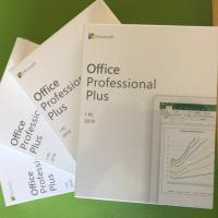 Buy cheap Microsoft Office Products Office 2019 Professional Plus Pro Plus Full Package from wholesalers