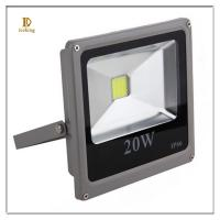 Outdoor Industrial Waterproof IP66 20W Super thin Commercial  LED Flood Light