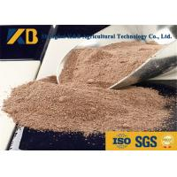 Plant Source Raw Brown Rice Protein Powder Feed Grade For Egg Chicken Manufactures